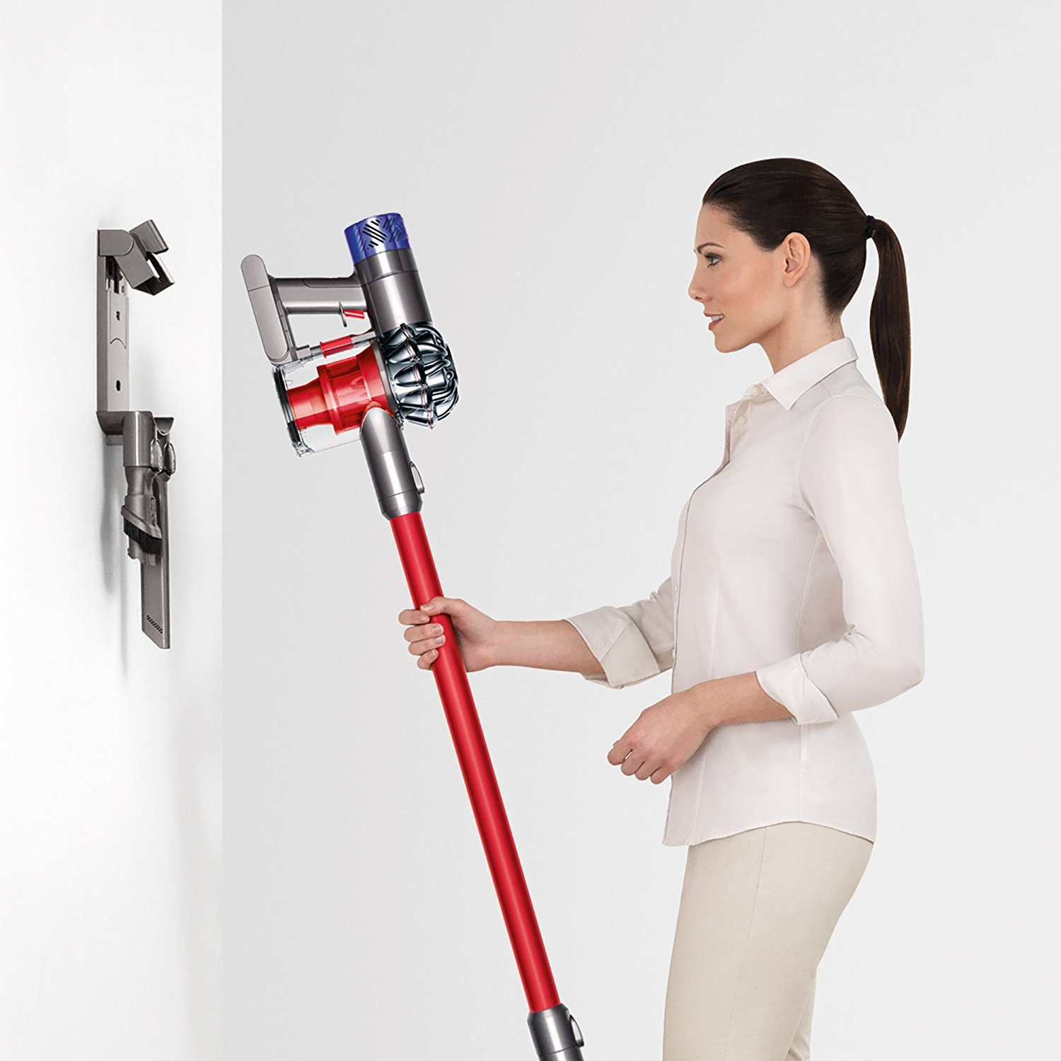 cordless electric broom