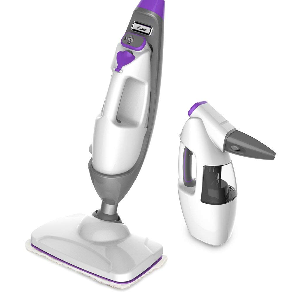Steam Mop for Hardwood Floors2