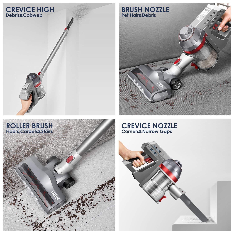 Best Cordless Vacuum For Hardwood Floors 2018 Cleaningfever