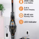 Best Cordless Stick Vacuum Cleaner 2019