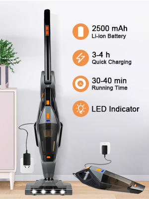 Best Cordless Stick Vacuum Cleaner 2019 Cleaningfever