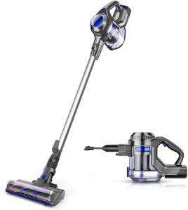 MOOSOO Cordless Vacuum Cleaner Review