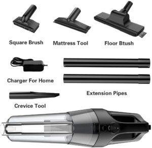 SOWTECH Cordless Vacuum